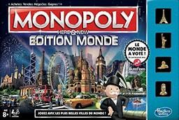 Boite du Monopoly Monde (version 2015)