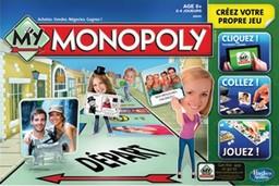Boite du Monopoly My Monopoly