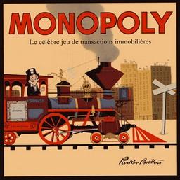 Boite du Monopoly Nostalgie