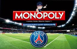Boite du Monopoly Paris Saint-Germain