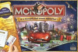 Boite du Monopoly Et si le Monopoly était inventé aujourd