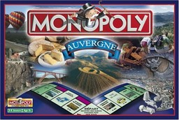 Boite du Monopoly Auvergne (version 1)