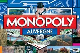 Boite du Monopoly Auvergne (version 2)