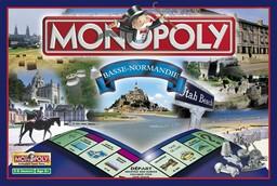 Boite du Monopoly Basse Normandie