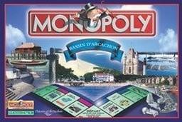 Boite du Monopoly Bassin d