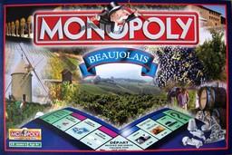 Boite du Monopoly Beaujolais