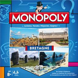 Boite du Monopoly Bretagne (version 2014)