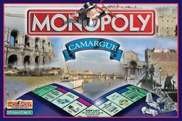 Boite du Monopoly Camargue