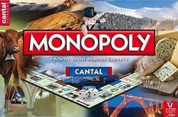 Boite du Monopoly Cantal