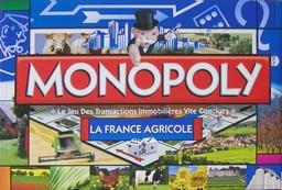 Boite du Monopoly France Agricole