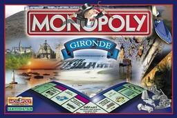 Boite du Monopoly Gironde