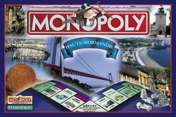 Boite du Monopoly Haute Normandie