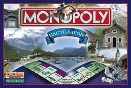 Boite du Monopoly Haute Savoie (version 1)