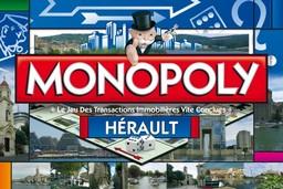 Boite du Monopoly Hérault