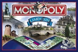 Boite du Monopoly Limousin