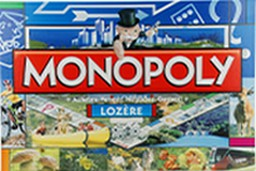 Boite du Monopoly Lozère