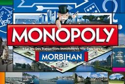 Boite du Monopoly Morbihan