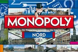 Boite du Monopoly Nord