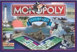 Boite du Monopoly Pays Basque (version 1)