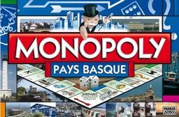 Boite du Monopoly Pays Basque (version 2)