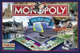 Boite du Monopoly Picardie