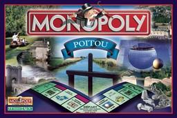 Boite du Monopoly Poitou