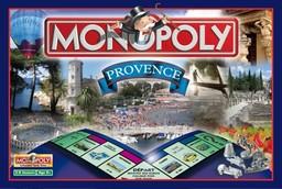 Boite du Monopoly Provence
