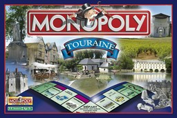 Boite du Monopoly Touraine