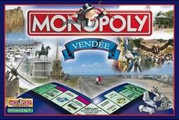 Boite du Monopoly Vendée (version 1)