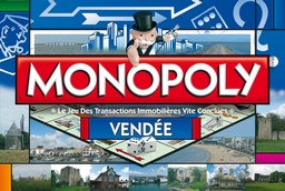 Boite du Monopoly Vendée (version 2)
