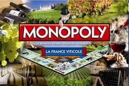 Boite du Monopoly France Viticole