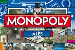Boite du Monopoly Alès