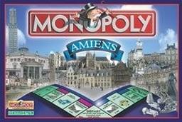 Boite du Monopoly Amiens