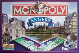 Boite du Monopoly Angers