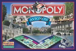 Boite du Monopoly Avignon