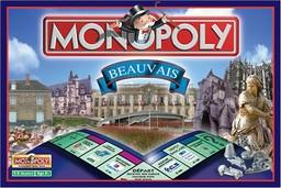 Boite du Monopoly Beauvais
