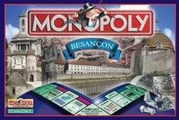 Boite du Monopoly Besançon