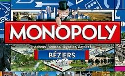 Boite du Monopoly Béziers