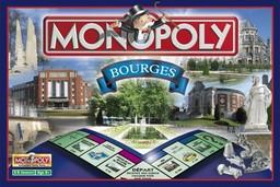 Boite du Monopoly Bourges