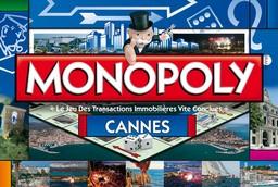 Boite du Monopoly Cannes