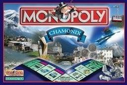 Boite du Monopoly Chamonix