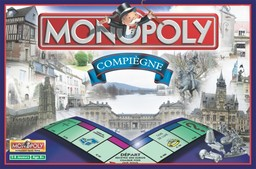 Boite du Monopoly Compiègne
