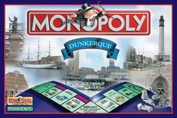 Boite du Monopoly Dunkerque