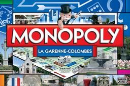 Boite du Monopoly La Garenne-Colombes