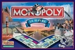 Boite du Monopoly Le Havre