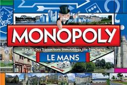 Boite du Monopoly Le Mans