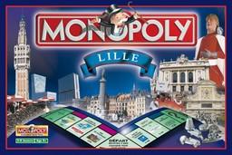 Boite du Monopoly Lille