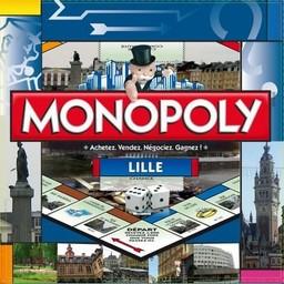 Boite du Monopoly Lille (version 2013)