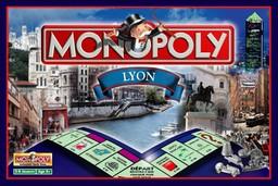 Boite du Monopoly Lyon (version 1)