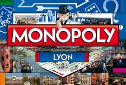 Boite du Monopoly Lyon (version 2)